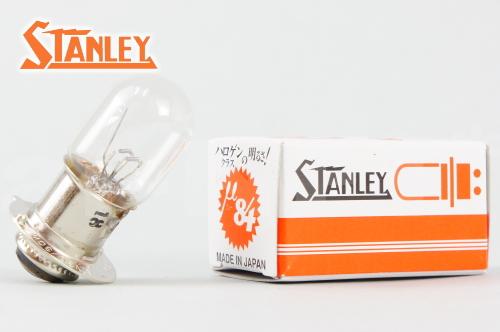 メール便可 国内メーカー純正採用のスタンレー製 電球 PH7 【ホンダ リトルカブ CUB AA01】【STANLEY スタンレー】 ミュー84 ヘッドライトバルブ 電球【PH7】 12V 30/30W 純正リペア用 A0330V