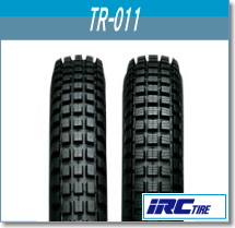 【セール特価】IRC[井上ゴム] TR011 [4.00R18] 4PR WT リア [302385] バイク タイヤ キャッシュレス5%還元