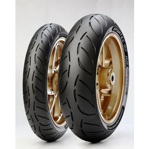 【Triumph LEGEND TT[レジェンド]/98-02】 METZELER(メッツラー) SPORTEC スポルテック M7 RR 160/60ZR17 リア
