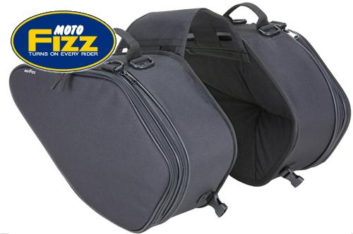 【セール特価】【TANAX[タナックス]】 サイドバッグGT ブラック MFK-135 multifitsidebag