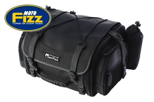 【セール特価】【TANAX[タナックス]】 ミニフィールドシートバッグ ブラック MFK-100 rearbag