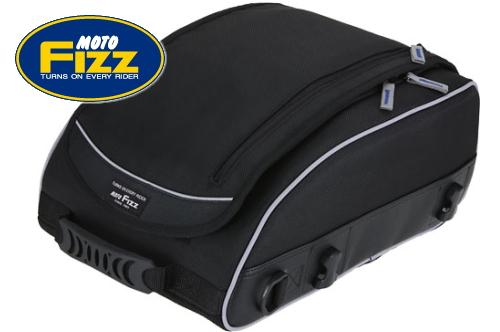 【セール特価】【TANAX[タナックス]】 ユーロシートバッグ ブラック MFK-063 rearbag キャッシュレス5%還元