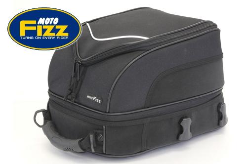【セール特価】【TANAX[タナックス]】 ツアラーシートバッグ ブラック MFK-181 rearbag【テールバッグ ツーリングバッグ】 キャッシュレス5%還元