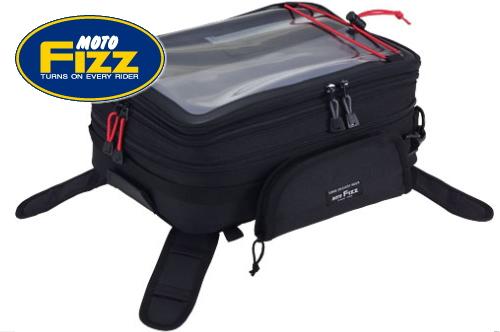 【セール特価】【TANAX[タナックス]】タンクバッグGT ブラック MFK-001 tankbag【ツーリングバッグ】