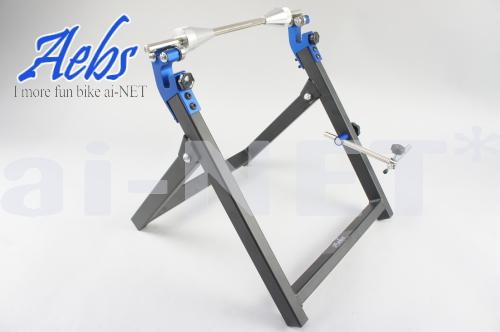 ジャイロスタンド stand 【スポーク調整】Leveling レベリングスタンド [バイクスタンド][メンテナンススタンド]【6ヶ月保証付】【Aebs[エービス]】
