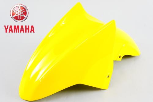安心の純正リペア部品 YAMAHA純正品 ヤマハ純正品 お得 純正品 セール特価 YAMAHA ヤマハ シグナスX シグナスX125 スーパーセール 外装 13-15 黄色 フェンダフロント イエロー フロントフェンダー 開催 SE44J バーゲンセール
