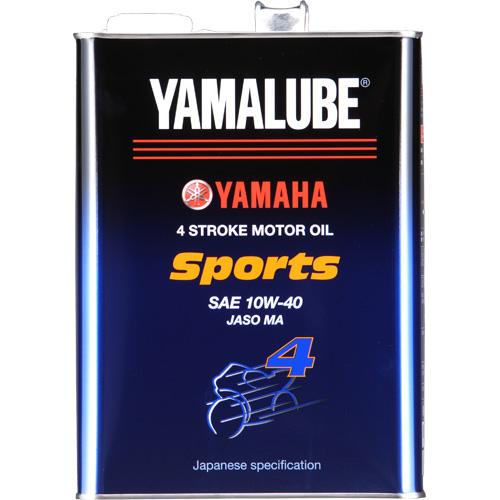 10W40ワイズギア ヤマルーブ スポーツ 10W-40 4サイクルオイル 9079332639 キャッシュレス5%還元