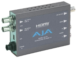 AJA Video Systems/エージェーエー 3G/HD/SD-SDI → HDMI 1.4aミニコンバータ[Hi5-3D]