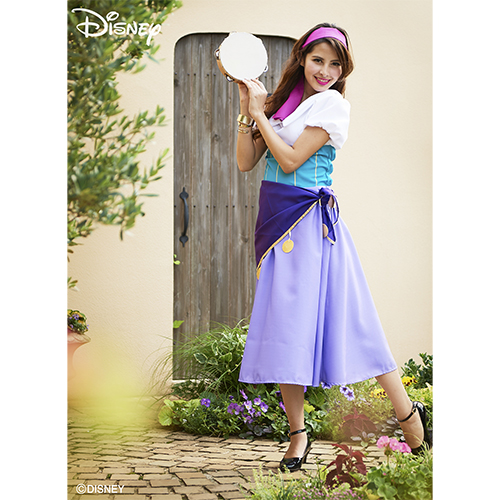 Costume Halloween Esmeralda.Bell Halloween Costume Play 37031 Of Esmeralda Clothes Costume Dance Girl デノートルダム For Disney Adult