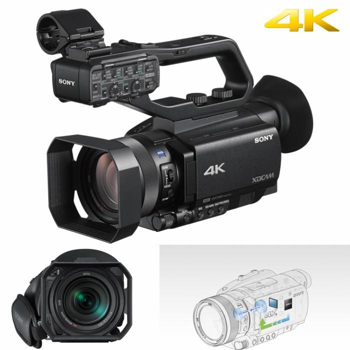 SONY 4K XDCAMカムコーダー PXW-Z90