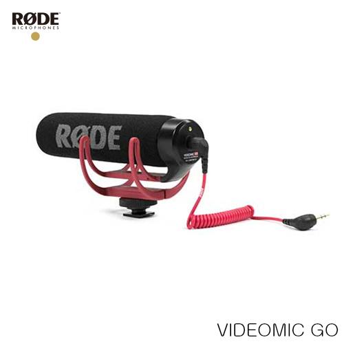 ロード ガンマイク VIDEOMIC GO