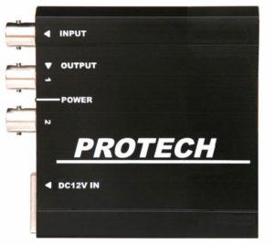PROTECH/プロテック 1入力2分配HD-SDI分配器 VHD-200