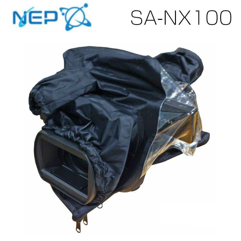 国内正規品 雨カバー レインジャケット NEP SONY HXR-NX100用レインカバー SA-NX100