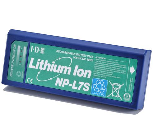 IDX/アイディエクス NPタイプリチウムイオンバッテリー [NP-L7S]