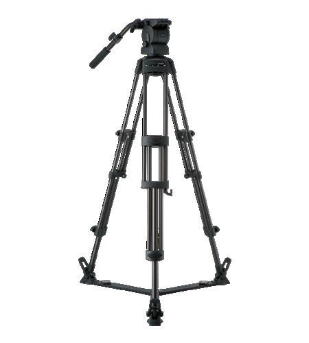 Libec/リーベック ビデオカメラ三脚[RS-450D]グランドスプレッダータイプ