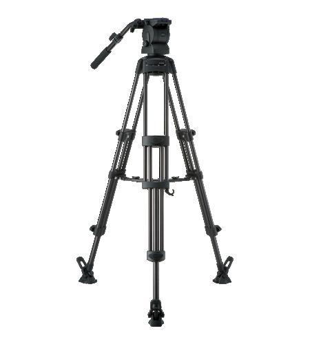 Libec/リーベック ビデオカメラ三脚ミッドスプレッダータイプ [RS-450DM]
