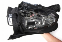 【送料無料】PROTECH/プロテック レインカバー ソニー社製PMW-160用 [RCS-S160]レインジャケット 雨カバー