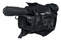 【送料無料】PROTECH/プロテック レインカバー ソニー社製PXW-Z100用 [RCS-Z100]レインジャケット 雨カバー