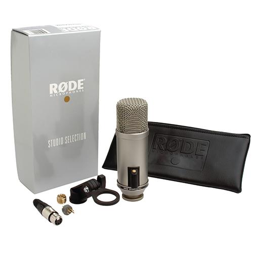 RODE(ロード) Broadcaster ブロードキャスト用コンデンサーマイク