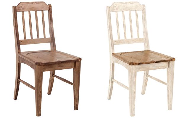 【送料無料】家具 インテリア 椅子GALETTE ガレットダイニングチェア ガレット NA WHナチュラル 木製 カフェ ベンチ テーブル