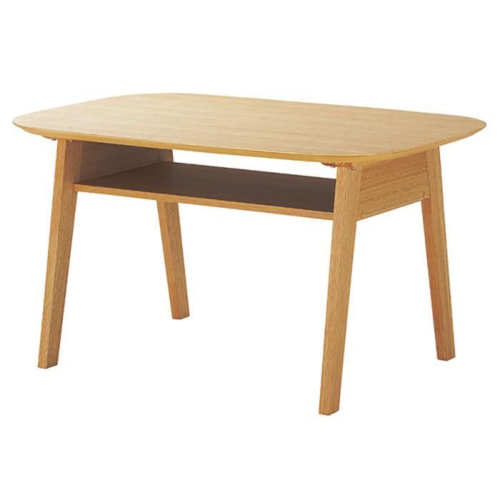 【送料無料】家具 インテリア テーブル Tea Time ティータイム LDテーブル 木製 ナチュラル