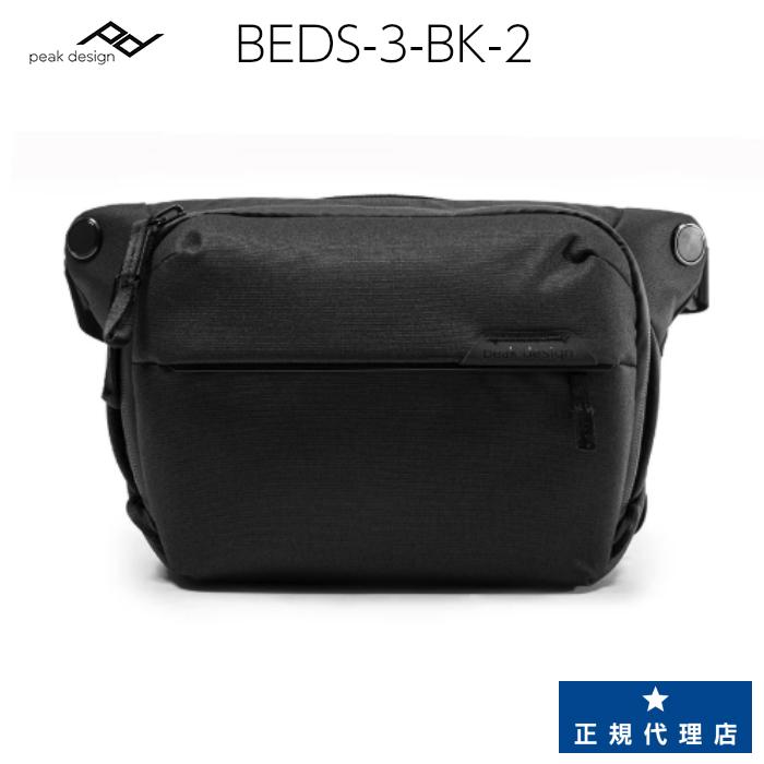 ピークデザイン エブリデイスリング BEDS-3-BK-2 ブラック
