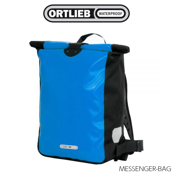 ORTLIEB オルトリーブ バックパック型メッセンジャーバッグ ブルー R2216