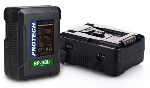 プロテック 98W リチウムイオンバッテリー BP-98Li