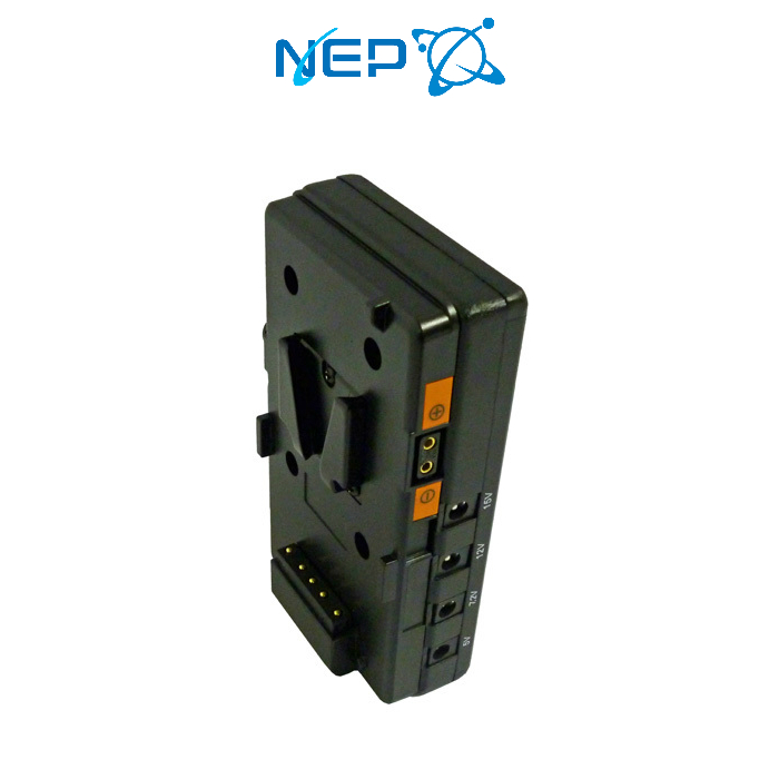 NEP エヌイーピー マルチ電源コンバートプレート PV-DCmulti-1A-HOOK
