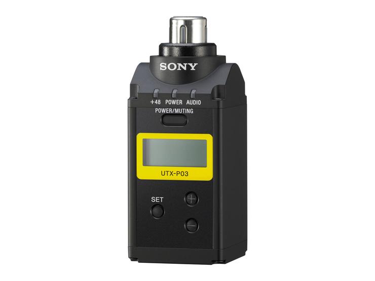 SONY プラグオントランスミッター UTX-P03