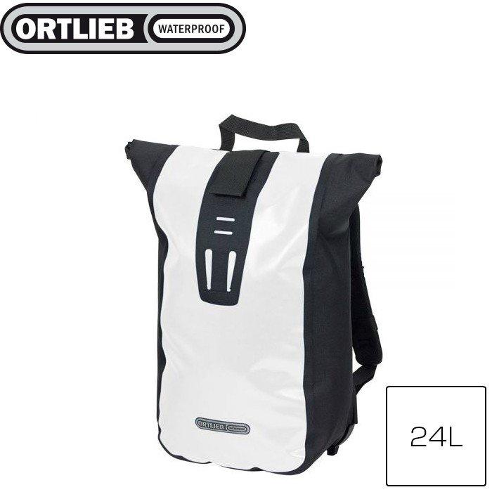 ORTLIEB オルトリーブ ヴェロシティ バックパック ホワイト 24L R4006