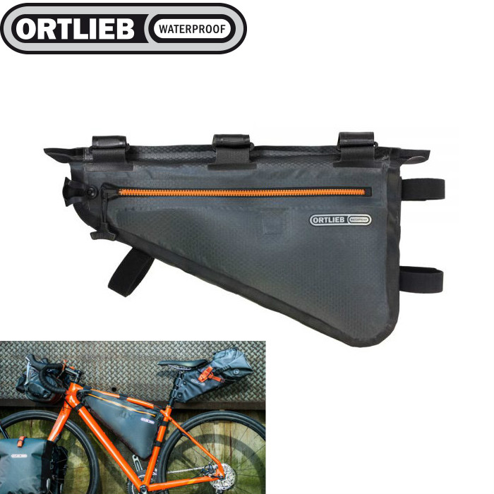 ORTLIEB オルトリーブ バイクパッキングシリーズ フレームパック M 4L