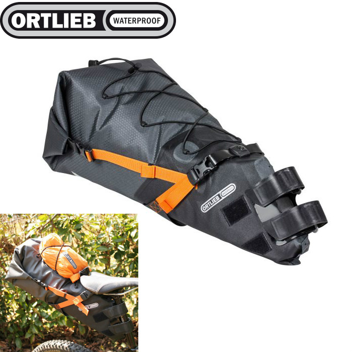 ORTLIEB オルトリーブ バイクパッキングシリーズ シートパック L 8-16.5L
