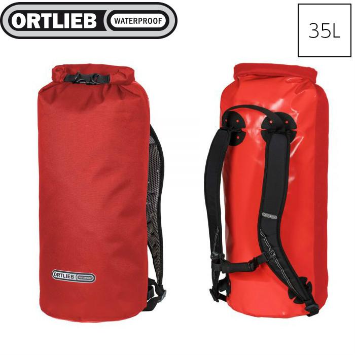 ORTLIEB オルトリーブ エクスプローラー レッド 35L R17201
