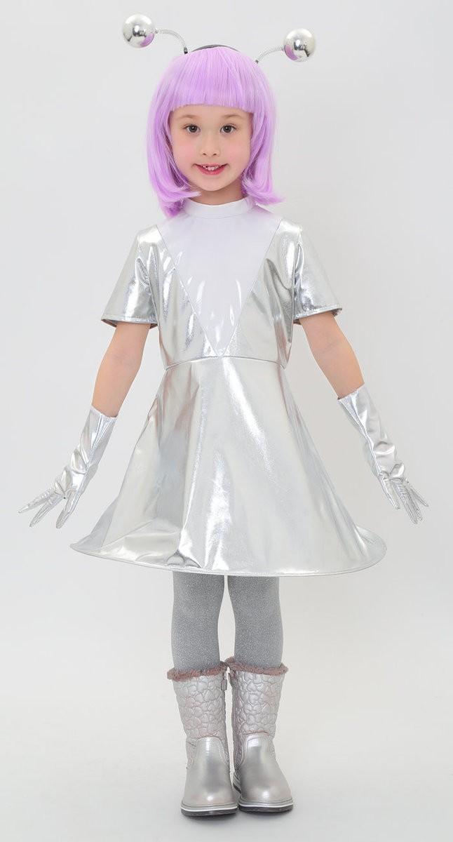 Online Shopping Allcam Cute Alien Kids 120cm Ladys Alien Ufo Pink