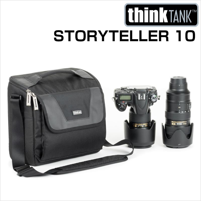 thinkTANKphoto シンクタンクフォト カメラバッグ ストーリーテラー 10