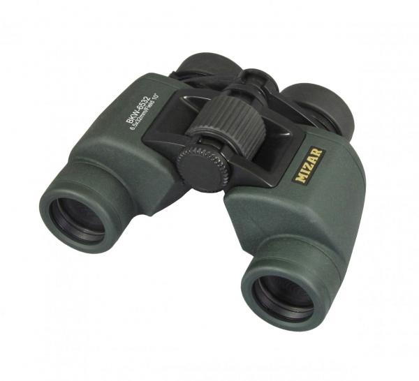 高品位プリズムとフルマルチコート ミザール mizar BKW-6532 スタンダード双眼鏡 人気ブランド 6.5倍×32ミリモデル 優れた解像力 ワイドな視界 高品位スタンダード双眼鏡 買取 3群4枚構成接眼レンズ