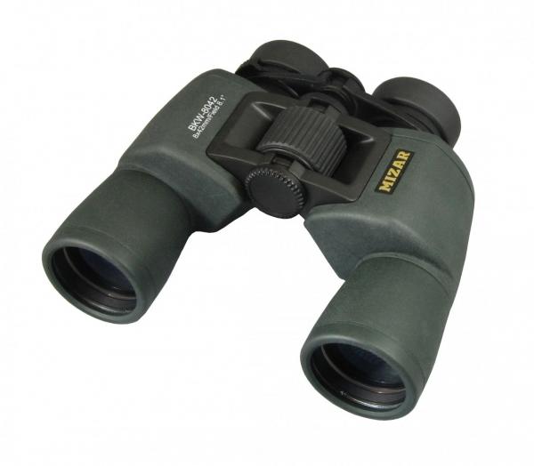 ミザール (mizar) BKW-8042 スタンダード双眼鏡 8倍×42ミリモデル 優れた解像力 ワイドな視界 高品位スタンダード双眼鏡 ロングアイレリーフ仕様