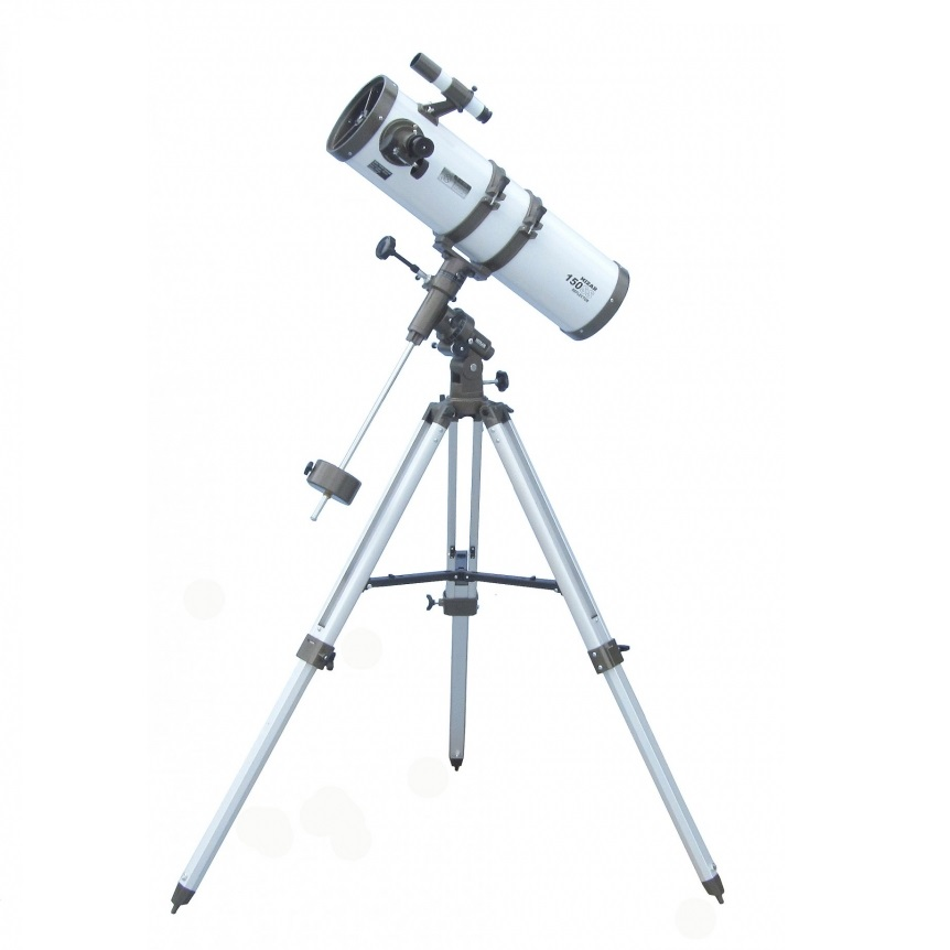 天体望遠鏡 ミザール LTH-150SS(150ミリの大口径反射望遠鏡の迫力をお楽しみください)