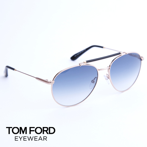 dc388d7306 Tom Ford  Tom Ford sunglasses   glasses TF338 (FT0338) Colin (Colin) 28 W  (gold black   blue gradient)  winter