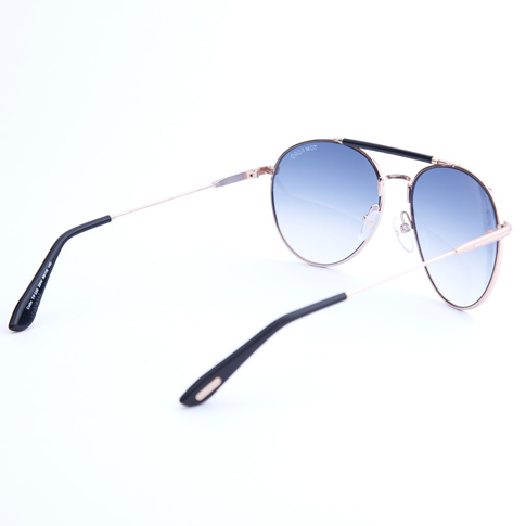 63ded75da5 Tom Ford  Tom Ford EYEWEAR sunglasses   glasses TF338 (FT0338) Colin (Colin)  28 W (gold black   blue gradient) 58 size P08Apr16