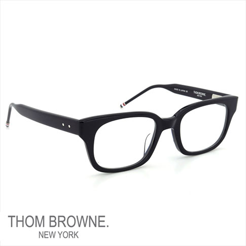 Thom glasses THOM BROWNE. NEW YORK EYEWEAR (Thom York) glasses [TB-401 D-NVY-49.5size D-dry Nvy/CLER] TB-401-D-NVY-49.5 p08pr16