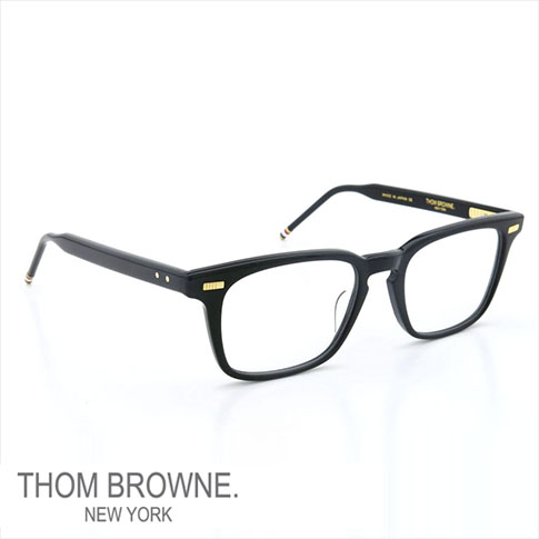 e61afa4b4fe4 amalfi  Thom glasses THOM BROWNE. NEW YORK Thom glasses TB-402-A-BLK ...