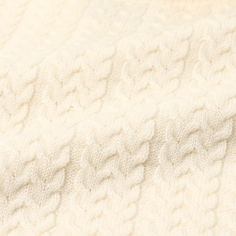 TAGLIATORE/タリアトーレ 니트/タリアトーレ 터틀 넥 스웨터/TAGLIATORE 니트 MAX 고급 양모 화이트 max-gsi04-5