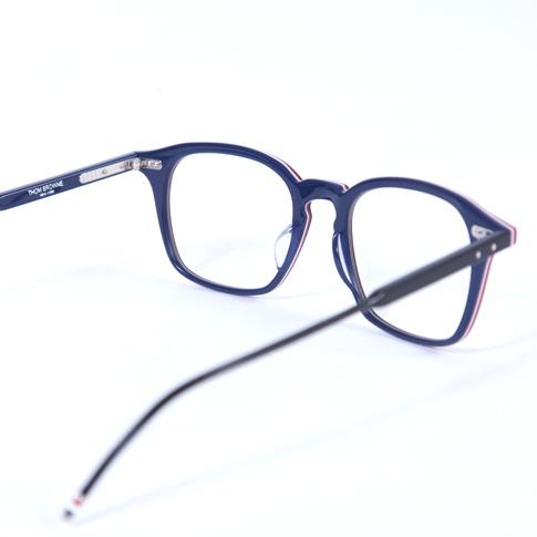 Thom glasses THOM BROWNE eyeglasses EYEWEAR black rwb tb-406-a 2016 new P08Apr16