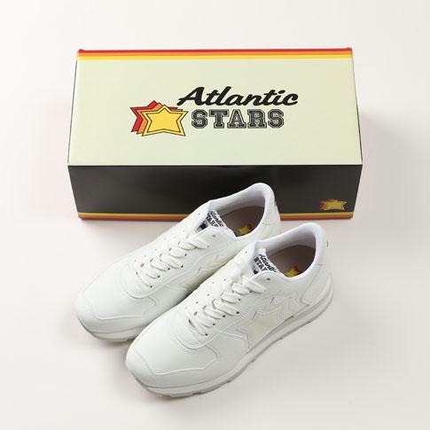 Atlantic STARS / Atlantic Stars sneakers white ANTARES vsc-86b