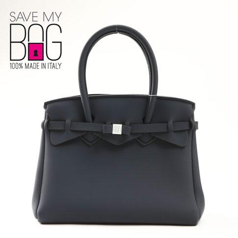SAVE MY BAG/セーブマイバッグ MISS/ミス ハンドバッグ MISS TITANIUM (チタニウム)