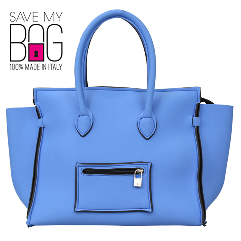 SAVE MY BAG/セーブマイバッグ PORTOFINO/ポルトフィーノ ハンドバッグ PORTOFINO ZAFFIRO (ザフィーロ)