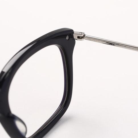 87db1b618207 Tom Browne glasses THOM BROWNE. NEW YORK EYEWEAR (Tom Browne New York)  sunglasses  TB-701-H NVY-SLV 49size TB-701-H-NVY-SLV-49-Z