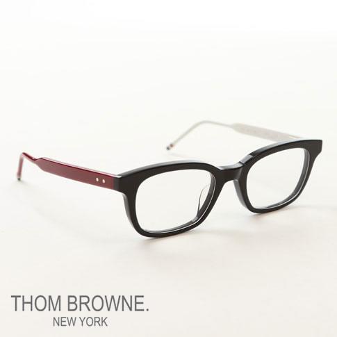 【超レアモデル数量限定入荷!】トムブラウン メガネ THOM BROWNE. NEW YORK EYEWEARトムブラウン 眼鏡 [TBX-410 50size 04 Red White Navy ] トリコロールカラー レッド ホワイト ネイビーtbx-410-04-50